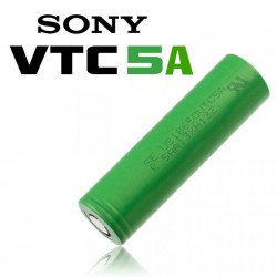SONY VTC 5A 18650 Battery 2600 mAh