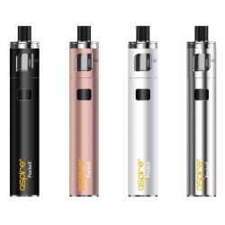 ASPIRE PockeX Pocket AIO Kit E-Cigarette 1500 mAh Battery