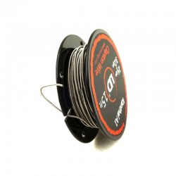 Clapton Wire YOUDE UD 5mt / 15ft  26GA+32GA NI80 KA20