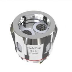 ELEAF - COIL ELLO - HW-M DUAL 0.20 OHM