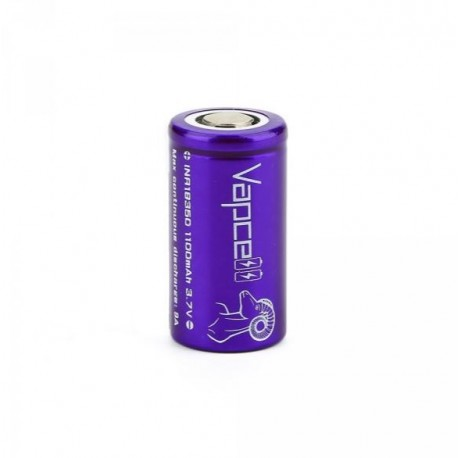 Batteria VAPCELL 18350 1100MAH 9A